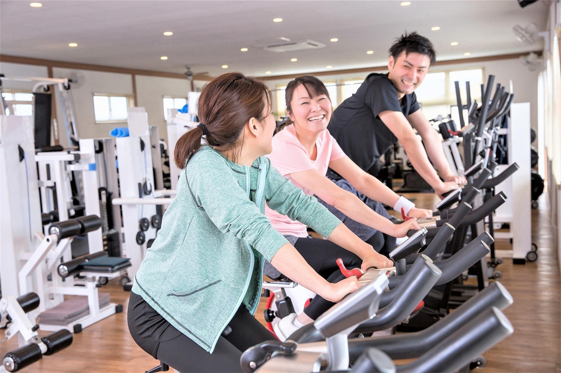 あなたのライフスタイルに運動習慣を